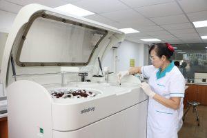 cơ sở khám chữa viêm đường tiết niệu
